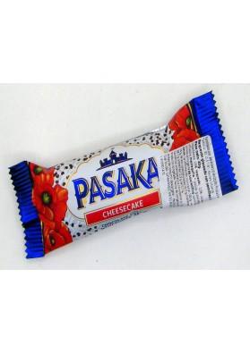 Requeson dulce bañado en chocolate con semillas de amapola 24x40gr PASAKA