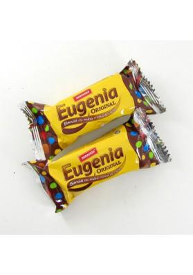 Galletas EUGENIA con crema de vanilla 24x36gr DOBROGEA