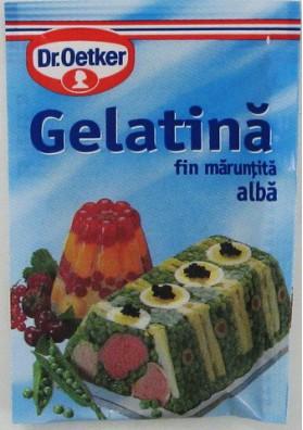 Gelatina 10gr Dr.Oetker