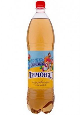 Refresco  LIMONAD sabor limon 1.5L SLCO
