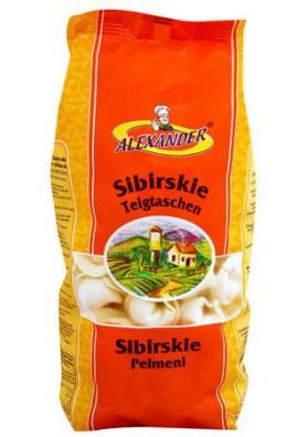 Pelmeni SIBIRSKIE 1kg  ALEXANDER