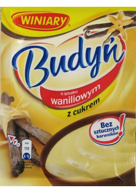 Budin sabor vanilla 60gr WINIARY