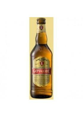 Cerveza  PERSHA PRYVATNA BROVARNYA bochkovoe4.5% 0.5L