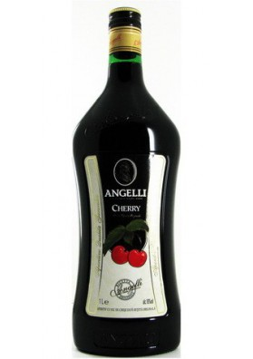 Licor ANGELI CHERRY 16%alk.6x1L