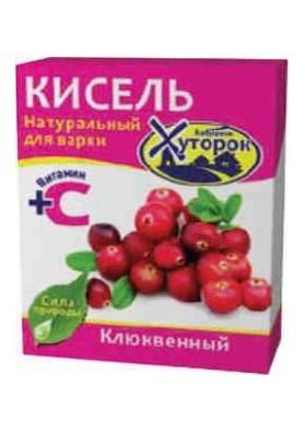 Kisel con sabor de arandano agrio 30x180gr JUTOROK