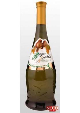 Vino blanco semidulceVKUS LYUBVI 11%alk.0.75L