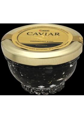Caviar negro de esturionSIBIRICHEN STOR 50gr LEMBERG