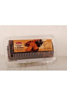 Brazo de gitana congelado con cacao 6x500gr FRANZELUTA