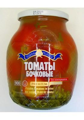 Tomate de barril PREMIUM 8x840gr TR