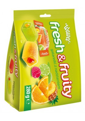 MermeladaFRESH FRUITY 280gr WAWEL