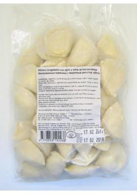 Vareniki con col fermentada 500gr LT