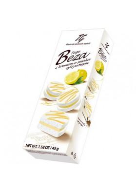 Безе с лимонным кремом 45гр TAGO