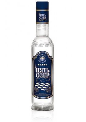 Vodka5 OZER 40%alk.0.5L