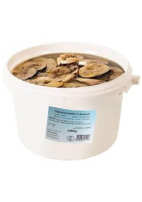 Trozos de caballa en aceite con especias en cubo 2kg LEMBERG