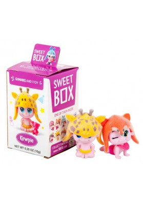 Marmelada con regalo Kewpie 10gr SWEET BOX