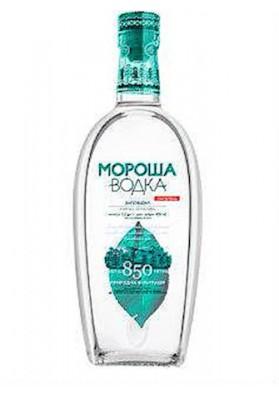 Vodka MOROSHA ZAPOVIDNA 40%alc.0.5L