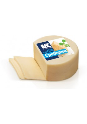 Сыр твердый КАШКАВАЛЬ весовой СРЕБЬРНА