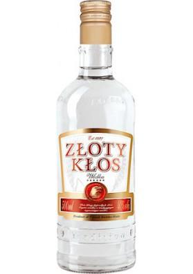 Vodka ZLOTY KLOS 40%alc.0.5L PL