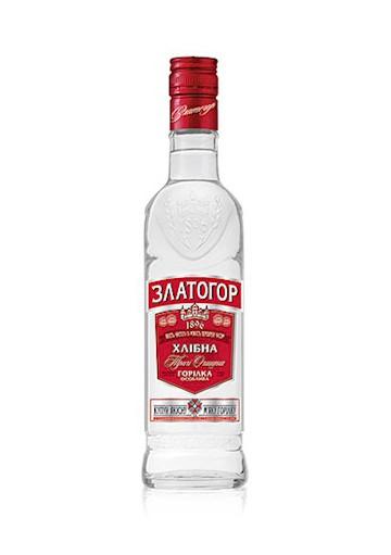 Vodka ZLATOGOR JLIBNA 38%alc.0.7L