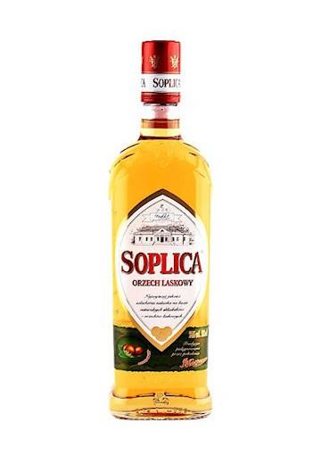 Vodka SOPLICA AVELLANA 30%alc.0.5L PL