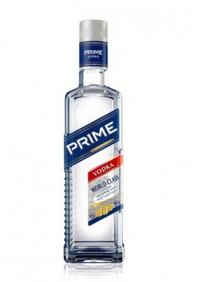 Vodka PRIME WORLD CLASS 40%alc.0.7L