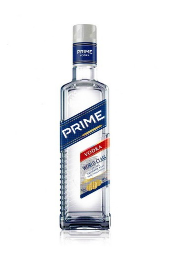 Vodka PRIME WORLD CLASS 40%alc.0.7L