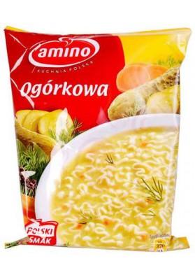 Sopa de pepinos con macarones 22x64gr AMINO