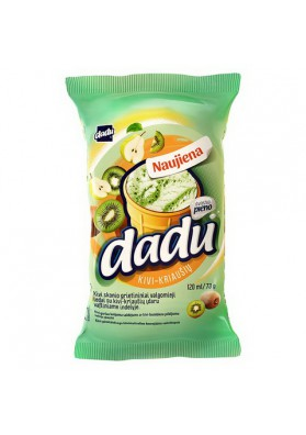 Helado sabor kiwi con pera 36x120ml DADU