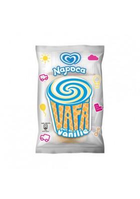 Helado sabor vanilla VAFA 54x100ml NAPOCA