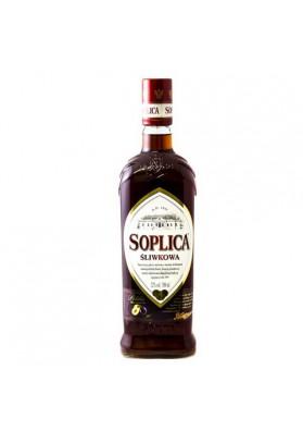 Licor SOPLICA con sabor de ciruela 30%alk  500ml