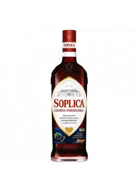 Vodka  SOPLICA sabor casis 30%alc.500ml