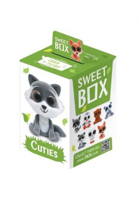 Mermelada con regalo animales 10gr SWEET BOX