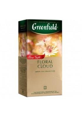 Te verde FLORAL CLOUD 25x1.5gr GREENFIELD