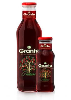 Zumo de granada 100 % natural 750ml GRANTE