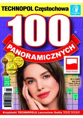 Crucigrama  KRZYZOWKA 100 PL