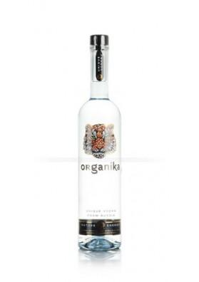 Vodka ORGANIKA 40%alc.0.5L