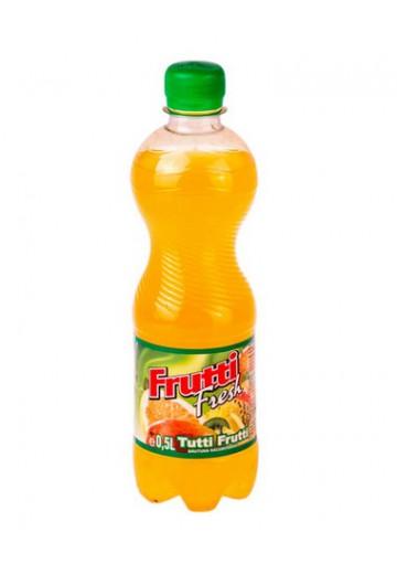 Refresco FRUTTI FRESH TUTTI-FRUTTI  12x0.5L