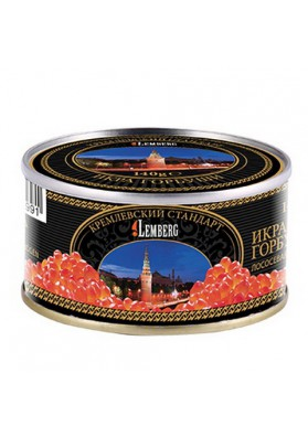 Caviar de salmon (Gorbusha) 36x90gr KREMLEVSKIY STANDART
