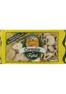 Слоеное печенье с рахатом 300гр BOROMIR