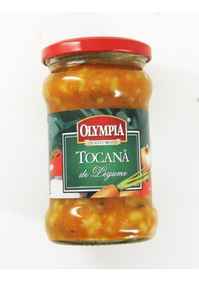Entrante de verduras  TOCAÑA DE LEGUME  6x295gr OLIMPIA