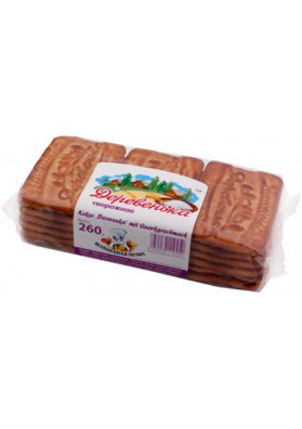 Galletas  DEREVUSHKA  requeson 31x260gr VP
