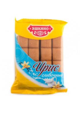 Bombones caramelizado IRIS sabor crema 140gr YASHKINO