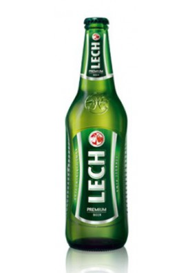 Cerveza  LECH 20x0.5L 5%alc