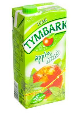 Zumo de manzana-menta 12x1L TYMBARK