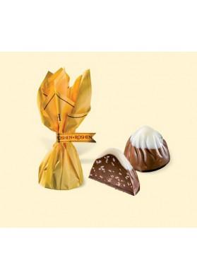 Bombones de chocolate  MONBLAN con cesamo 3.5kg ROSHEN