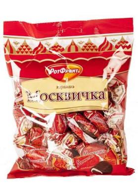 Caramelo en chocolate  MOSKVICHKA 250gr RF