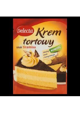 Crema para tarta sabor tiramisu 110gr DELECTA