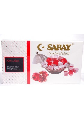 Nuegado sabor granada 5kg SARAY