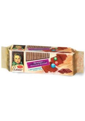 Galletas  ALENKA chocolate de leche 15x190gr KO