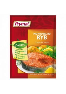 Especia para pescado 25x20gr PRYMAT